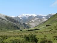 Tibetisches Hochplateau